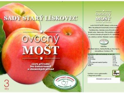 12 11 100 most jablko 3 litry